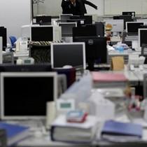 Bất ổn kinh tế Nhật khi không công ty nào phá sản