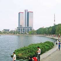 Đề xuất lấp 1ha hồ Thành Công để xây nhà tái định cư