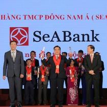 """SeABank lần thứ 8 liên tiếp nhận giải thưởng """"Thương hiệu mạnh Việt Nam"""""""