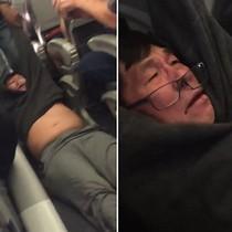 """Twitter """"bao che"""" United Airlines trong vụ hành khách bị lôi khỏi máy bay?"""