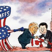 """Khoản nợ 1.000 tỷ USD và """"cây gậy lớn"""" của ông Trump với Trung Quốc"""