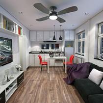Ngôi nhà 39m2 thiết kế đẹp như resort