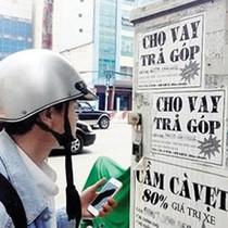 """Sóng ngầm """"tín dụng đen""""ở Sài thành: """"Nhờn thuốc"""" vì luật!"""