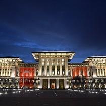 Dinh thự rộng gấp 3 lần Nhà Trắng của Tổng thống Thổ Nhĩ Kỳ