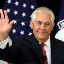 Ngoại trưởng Mỹ: Chuyến công du Việt Nam của Tổng thống Trump rất quan trọng