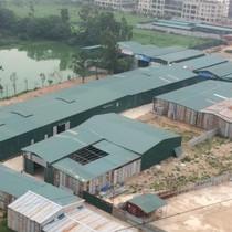 Hàng loạt nhà xưởng dựng trái phép tại phường Trung Văn?