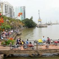TP.HCM: Công viên cảng Bạch Đằng sẽ có 2 cầu đi bộ vượt sông Sài Gòn