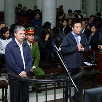 Nguyễn Xuân Sơn, Hà Văn Thắm bị khởi tố thêm tội tham ô tài sản