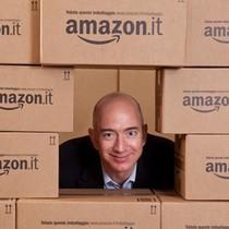 Câu chuyện Amazon hay đức tin của Jeff Bezos vào Internet