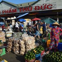 TP.HCM mỗi ngày nhập 600 tấn rau quả Trung Quốc