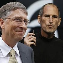 Tại sao Apple nhiều tiền hơn Microsoft và Google cộng lại nhưng Bill Gates vẫn giàu nhất thế giới?