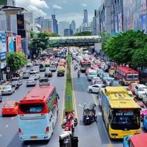 """Đông Nam Á – thị trường ôtô """"nóng"""" nhất thế giới năm 2017"""