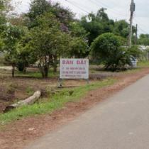 Giá đất ở khu vực dự án sân bay Long Thành tăng chóng mặt