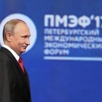 Tổng thống Vladimir Putin quan tâm đến loại tiền ảo là đối thủ của bitcoin
