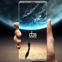 Vì sao Samsung không trang bị máy quét vân tay ở màn hình cảm ứng?