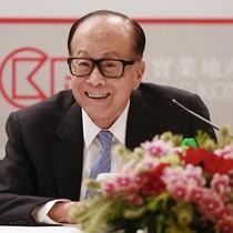 Tỷ phú Hồng Kông Lý Gia Thành về hưu từ năm sau