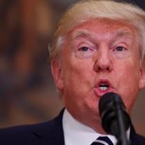 Tổng thống Trump nói nỗ lực của Trung Quốc trong vấn đề Triều Tiên thất bại