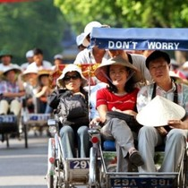6 tháng đầu năm, khách Trung Quốc đến Việt Nam tăng gấp rưỡi