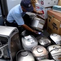 """2 container chứa đồ Nhật """"bãi"""" của công ty """"ma"""""""