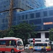 Nghệ An: Đình chỉ thi công, phạt 40 triệu đối với doanh nghiệp xây dựng công trình sai phép