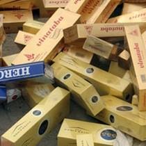 Bộ Tài chính đề xuất thí điểm xuất khẩu thuốc lá ngoại nhập lậu