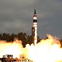 Ấn Độ phát triển tên lửa hạt nhân có thể vươn khắp Trung Quốc