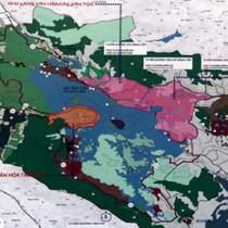 Quy hoạch phát triển khu du lịch quốc gia Hồ Núi Cốc rộng 1.200ha