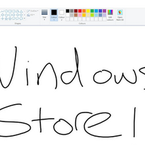Microsoft Paint sẽ được đưa lên Windows Store