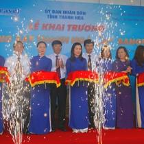 Khai trương đường bay quốc tế đầu tiên tại Thanh Hoá