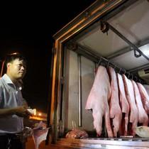 Kiểm tra giữa đêm, 100% thịt heo vẫn chưa thể truy xuất nguồn gốc