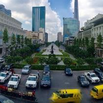 Giá thuê văn phòng tại TP.HCM cao gần gấp rưỡi Hà Nội
