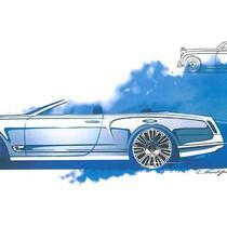 Bentley lại phát triển Mulsanne mui trần