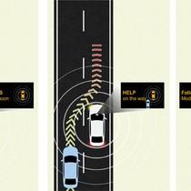 Honda: Công nghệ lái tự động hoàn toàn mới