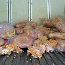 Mua thịt gà hết đát bán cho người tiêu dùng