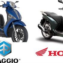 """""""Con bài"""" mới của Piaggio, đối thủ mạnh nhất của Honda SH?"""