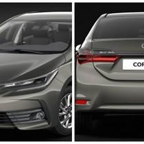 Toyota Corolla Altis 2017 có gì khác các phiên bản cũ?