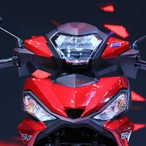 Chán làm xe tay ga, Honda ra mắt xe côn tay cạnh tranh với Yamaha