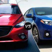Người Việt chuộng Mazda 3 hay Toyota Corolla Altis?