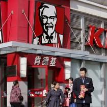 Tập đoàn Trung Quốc muốn thâu tóm hãng sở hữu KFC, Pizza Hut