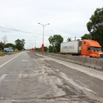 Đường, hầm BOT qua địa bàn Thừa Thiên - Huế: Đường xuống cấp, xe không qua hầm vẫn phải mua vé