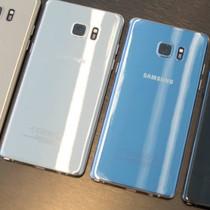 """[Ảnh] Ra mắt """"chặn đầu"""" iPhone, Samsung Note 7 có gì hấp dẫn?"""