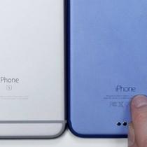 Youtube xuất hiện hình ảnh iPhone 7 với màu xanh giống Samsung Note 7?