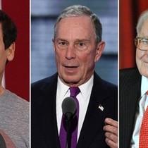 Bầu cử Tổng thống Mỹ - cuộc chiến của các tỷ phú