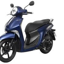 Yamaha trình làng xe tay ga ngoại hình giống Piaggio, cạnh tranh cùng Honda Vision