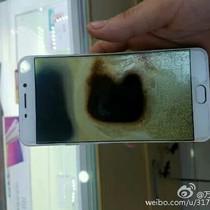 OPPO F1 Plus phát nổ ở Trung Quốc