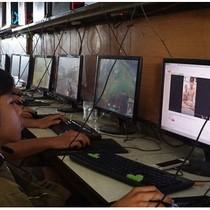 Tiệm Internet vùng quê vẫn kiếm cả chục triệu đồng mỗi tháng