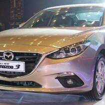 Mazda 3 triệu hồi hơn 16.000 xe gặp lỗi hệ thống điều khiển túi khí