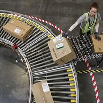 Amazon có ứng dụng nhìn xuyên thấu kiện hàng