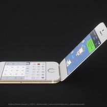 Apple có thể phát triển iPhone nắp gập trong tương lai?