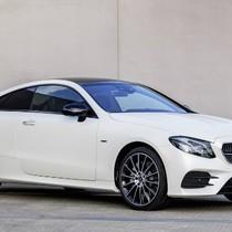 [Ảnh] Mercedes-Benz E-Class Coupe 2018 có giá hơn 1 tỷ đồng